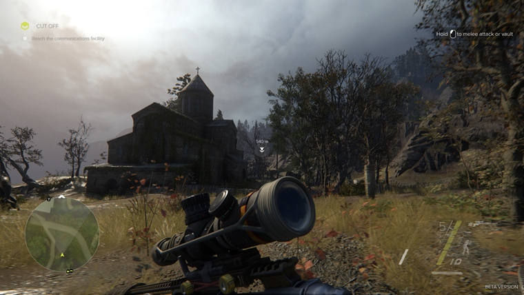 Aký je Sniper Ghost Warrior 3 v beta teste?