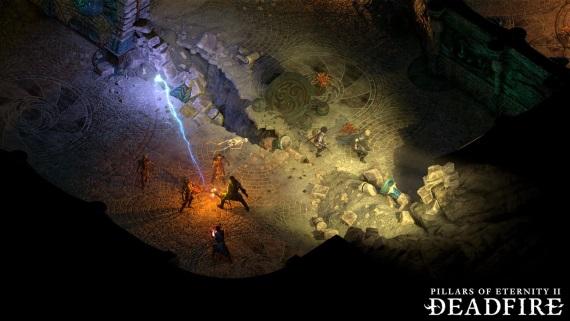 Pillars of Eternity 2: Deadfire stále zbiera peniaze na figu, má už 3.5 milióna