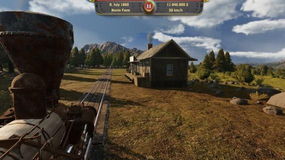 Kalypso z vás spraví vlakového magnáta v hre Railway Empire