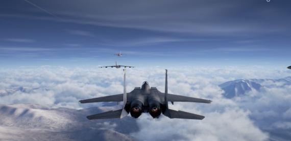 Letecká akcia Project Wingman inšpirovaná sériou Ace Combat ponúka k stiahnutiu Alpha build