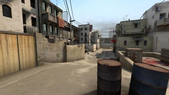 Dust 2 v Counter Strike GO v turnajoch skončil
