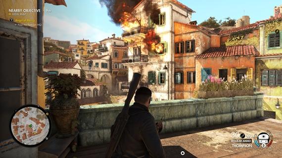 Rebellion predstavil obsah pre Sniper Elite 4 na nasledujúce mesiace