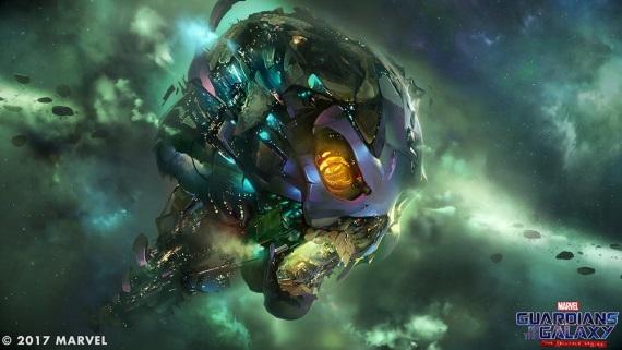 Guardians of the Galaxy od Telltale sa predvádzajú na nových záberoch