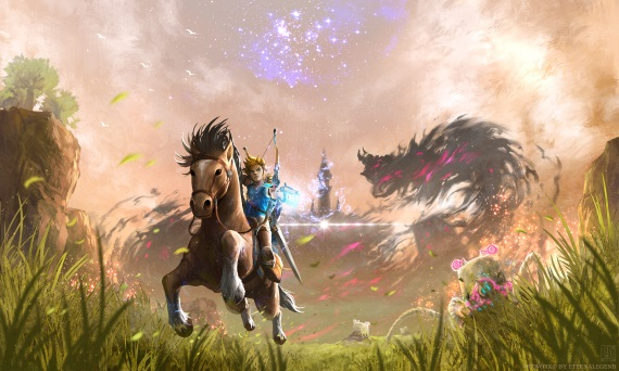 Ako vznikala The Legend of Zelda: Breath of the Wild?