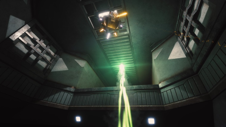 Overload spustil Early Access na Steame