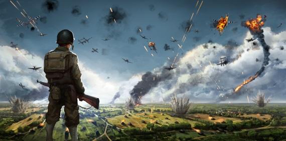 Paradox a Eugen Systems nás vrátia späť do druhej svetovej vojny v Steel Division: Normandy 44