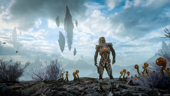 Benchmarky PC verzie Mass Effect Andromeda