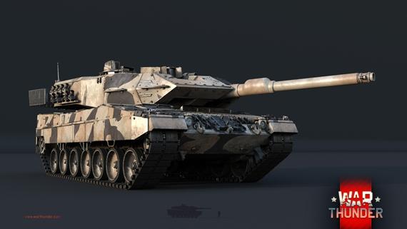 War Thunder doplní do hry moderné jednotky
