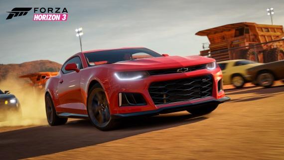 Forza Horizon 3 dostáva ďalší balík vozidiel