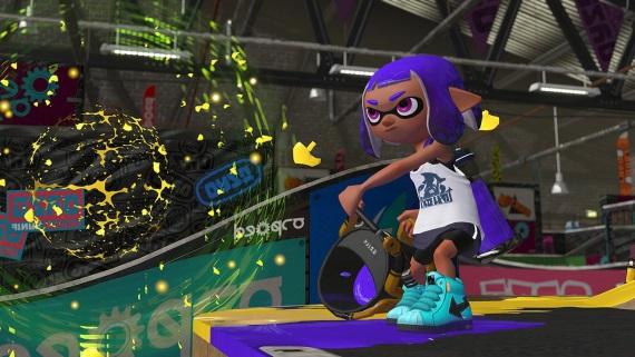 Nintendo na víkendovom turnaji predstavilo novú mapu pre Splatoon 2