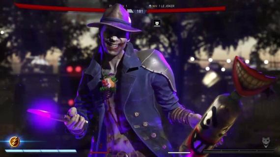 Aj Joker sa prebojoval do Injustice 2