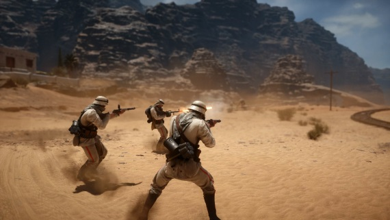 Battlefield 1 dostal jarný update, pridal Platoony