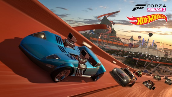 Forza Horizon 3 Hot Wheels wallpapers