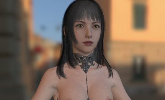 Final Fantasy XV súbory obsahujú aj nahé postavy