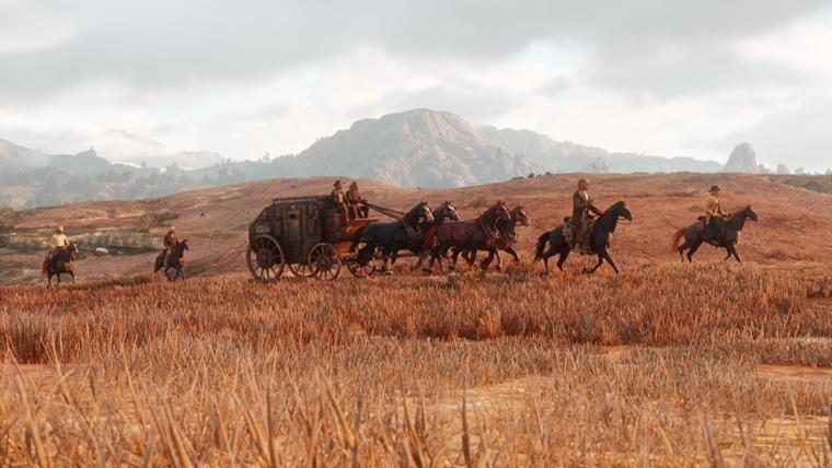 Prekvapenie! Rockstar posunul Red Dead Redemption 2 na budúci rok