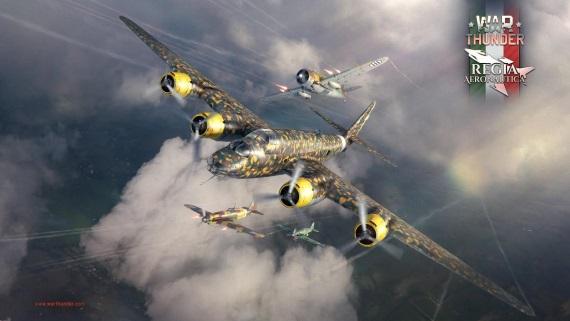 Aktualizácia s talianskym národom už dorazila do War Thunder