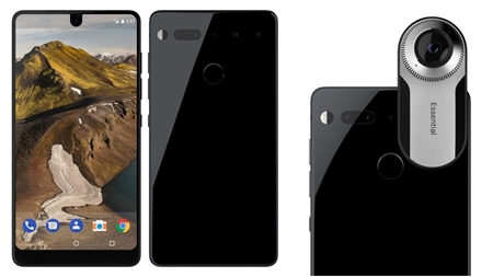 Andy Rubin predstavil svoj Essential Phone