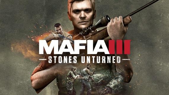 Mafia 3 už dostala Stones Unturned expanziu
