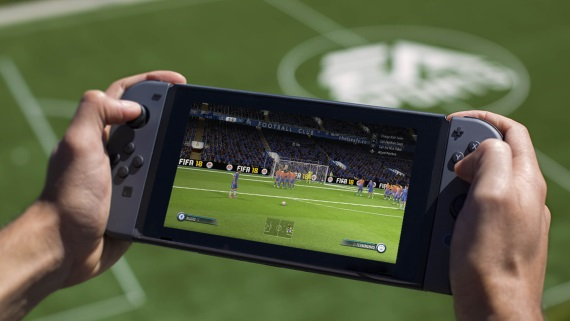 FIFA 18 pre Switch dostala detaily