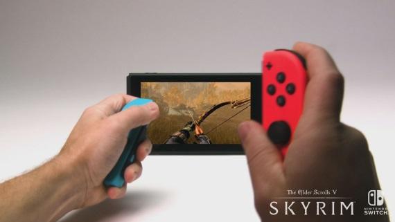 The Elder Scrolls V: Skyrim pre Switch dostane Nintendo exkluzívne doplnky