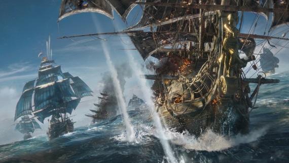 Ubisoft predstavil pirátsku hru Skull and Bones