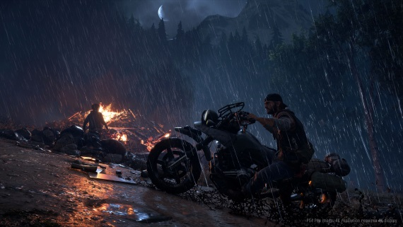 Days Gone sa predviedlo na PS4 Pro, pridáva nové 4K obrázky