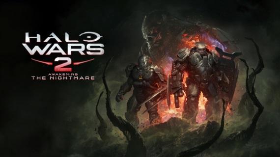 Halo Wars 2 dostane prvú veľkú expanziu Awakening the Nightmare