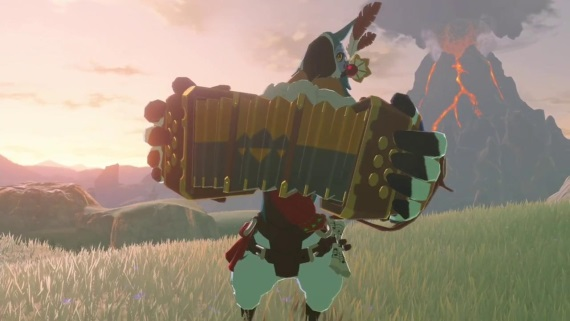 Detaily o dvoch DLC pre The Legend of Zelda: Breath of the Wild