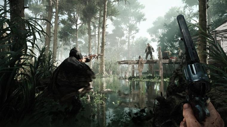 Hunt Showdown sa predviedol na E3