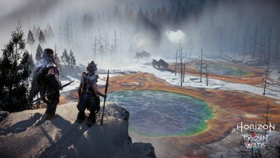 Prvé DLC na Horizon Zero Dawn s podtitulom The Frozen Wilds bude veľmi objemné