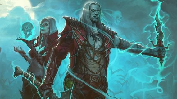 Diablo 3 ukazuje svoju Rise of the Necromancer expanziu