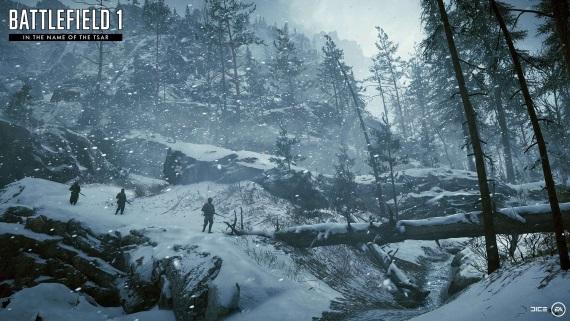 Battelefield 1 ukazuje boje v Lupkovskom priesmyku