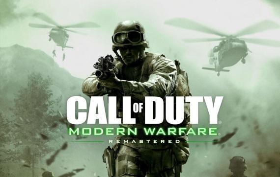 Pre hranie pôvodnej bundlovanej verzie Modern Warfare Remastered budete stále potrebovať disk s Infinite Warfare