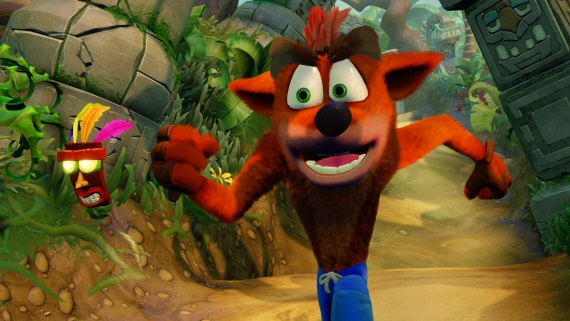 Crash Bandicoot sa po rokoch vrátil. Ako dopadla remake kolekcia v recenziách?