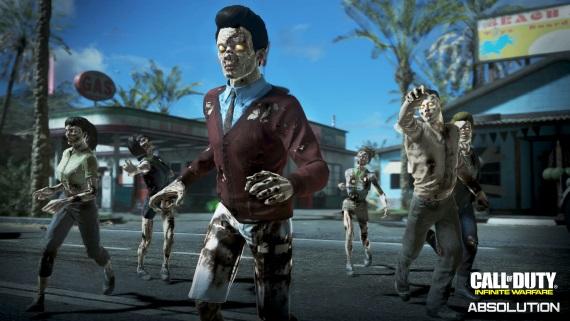 Call of Duty: Infinite Warfare odhaľuje tretie DLC s názvom Absolution, na PS4 príde budúci týždeň