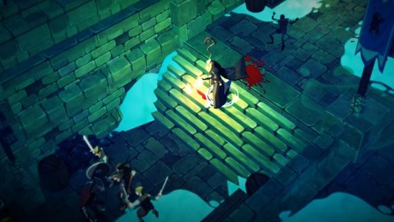 Sword Legacy: Omen chce nájsť Excalibur a zachrániť Britániu