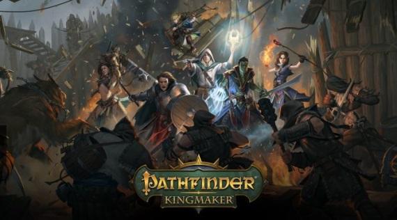 Začala Kickstarter kampaň na nové RPG Pathfinder: Kingmaker od Chrisa Avellona