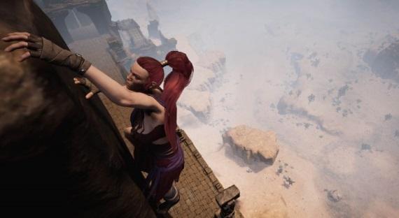 Conan Exiles dostal veľký update, pridáva horolezectvo a pripravuje hru na vydanie pre Xbox One