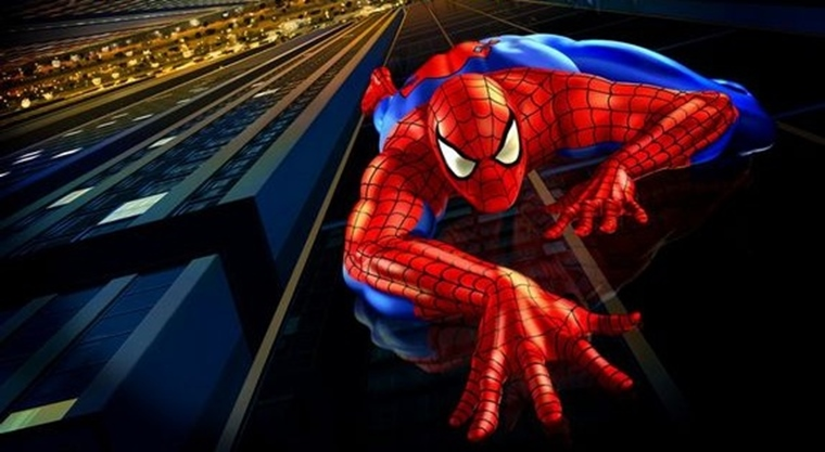 Spider-Man hry podľa filmov