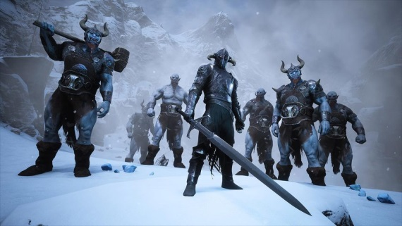 Conan Exiles ukazuje zmeny v bojovom systéme a mapu zamrznutého severu
