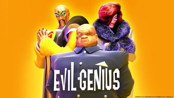 Rebellion pracuje na Evil Genius 2