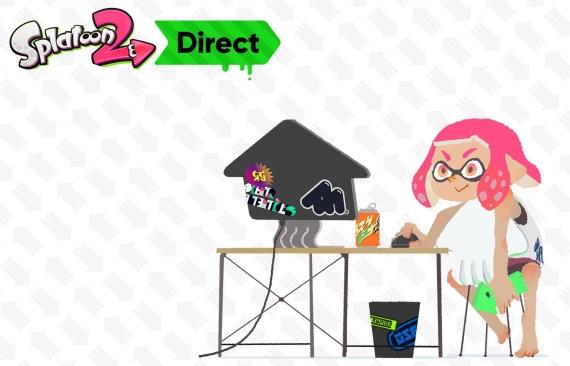 Nintendo v Directe predstavilo kompletnú ponuku Splatoon 2
