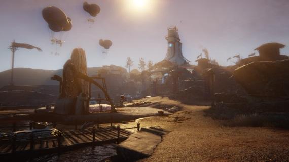 Warframe prechádza do otvoreného sveta v novej expanzii Plains of Eidolon