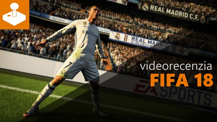 FIFA 18 - videorecenzia