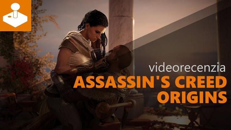 VIDEORECENZIA: Assassin's Creed Origins