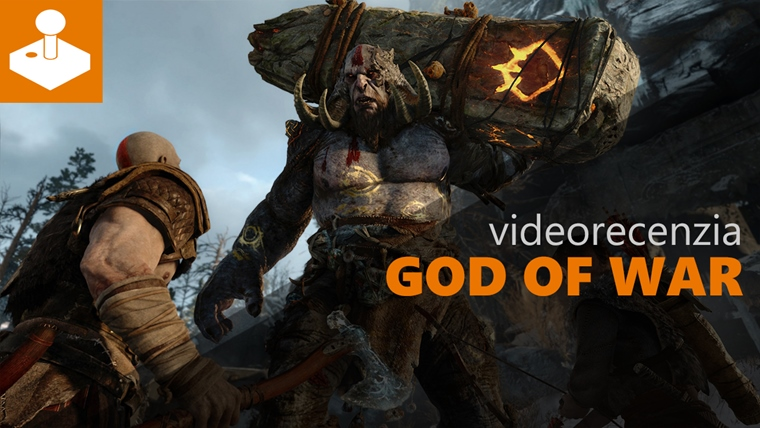 VIDEORECENZIA: God of War
