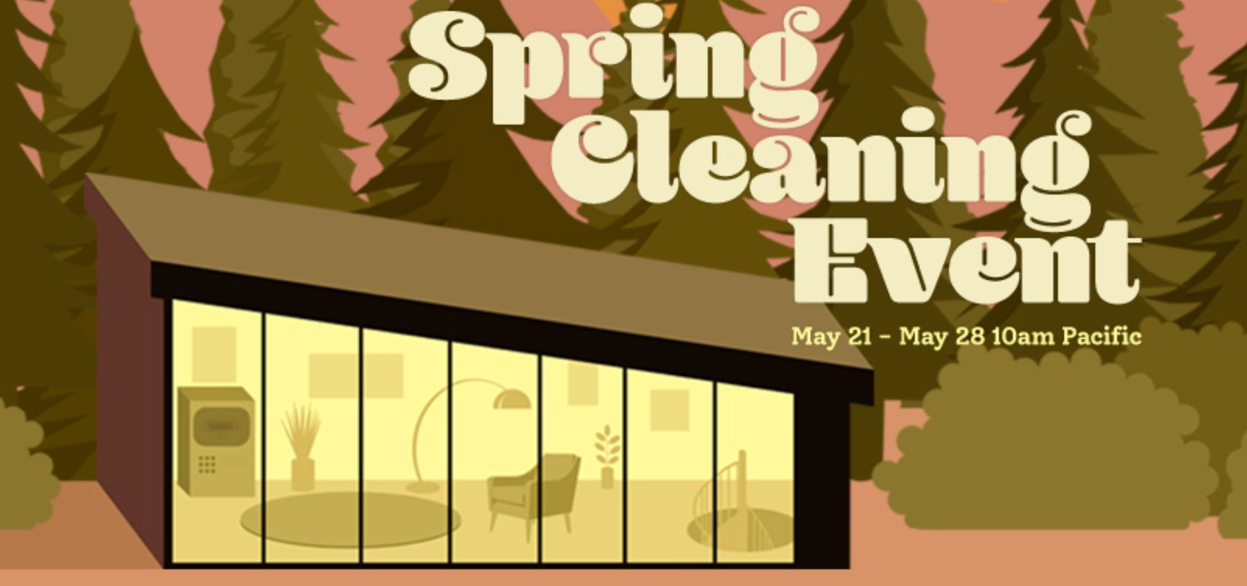 Steam Spring Cleaning 2020