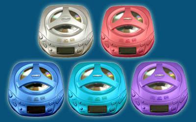 Lenoxx Discman MP3