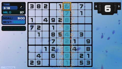 Pravidl, sudoku, ako hra sudoku