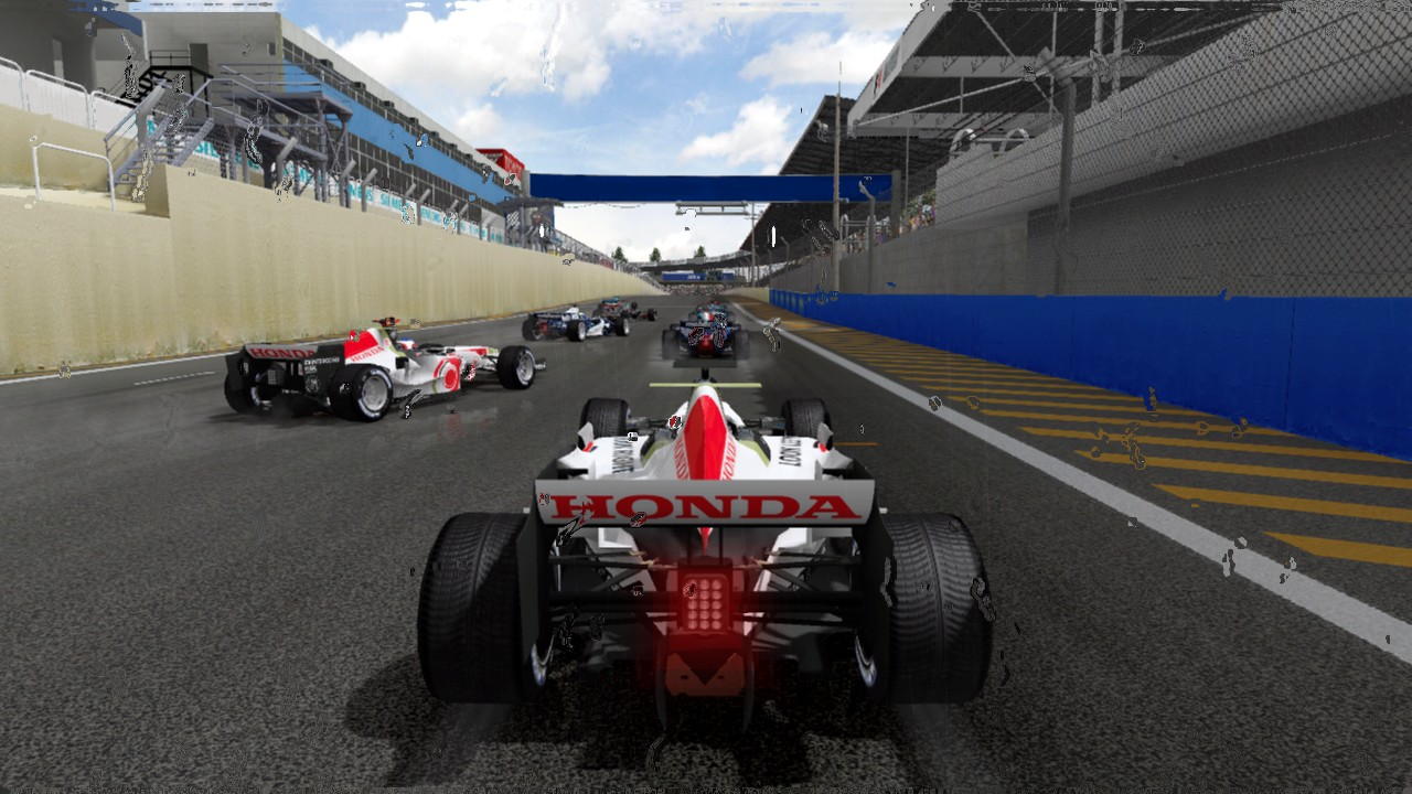 Formula One Championship Edition - recenzia - hra | Sector